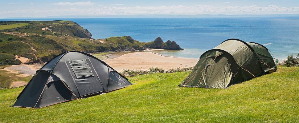 Camping and Caravans in Wales
