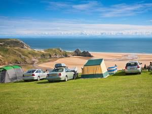 Camping Touring Parks in Wales